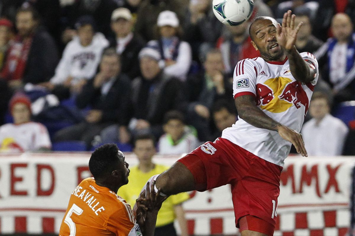 Thierry Henry challenged European MLS haters to go ahead and shut up about MLS' quality and impact.