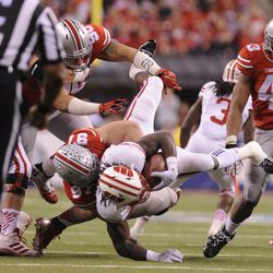 Joey Bosa takes down Melvin Gordon