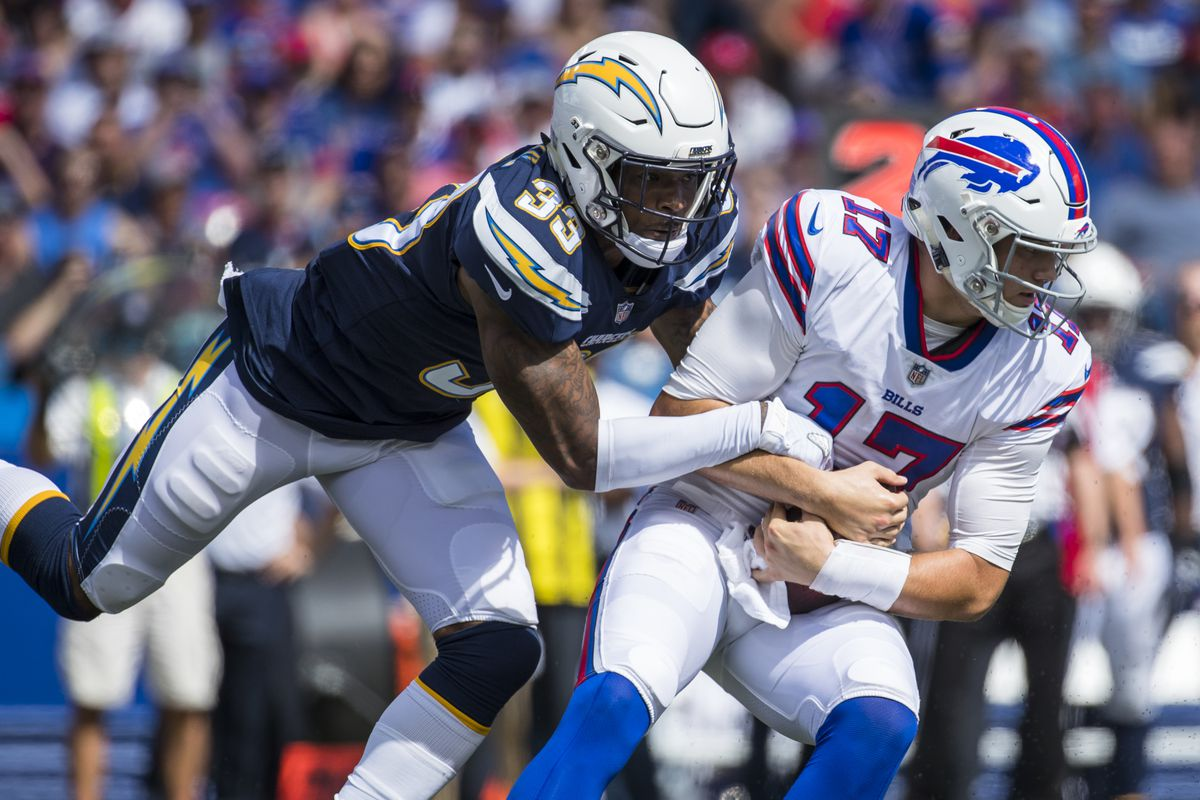 Key defensive observations from the Chargers 31-20 defeat ...