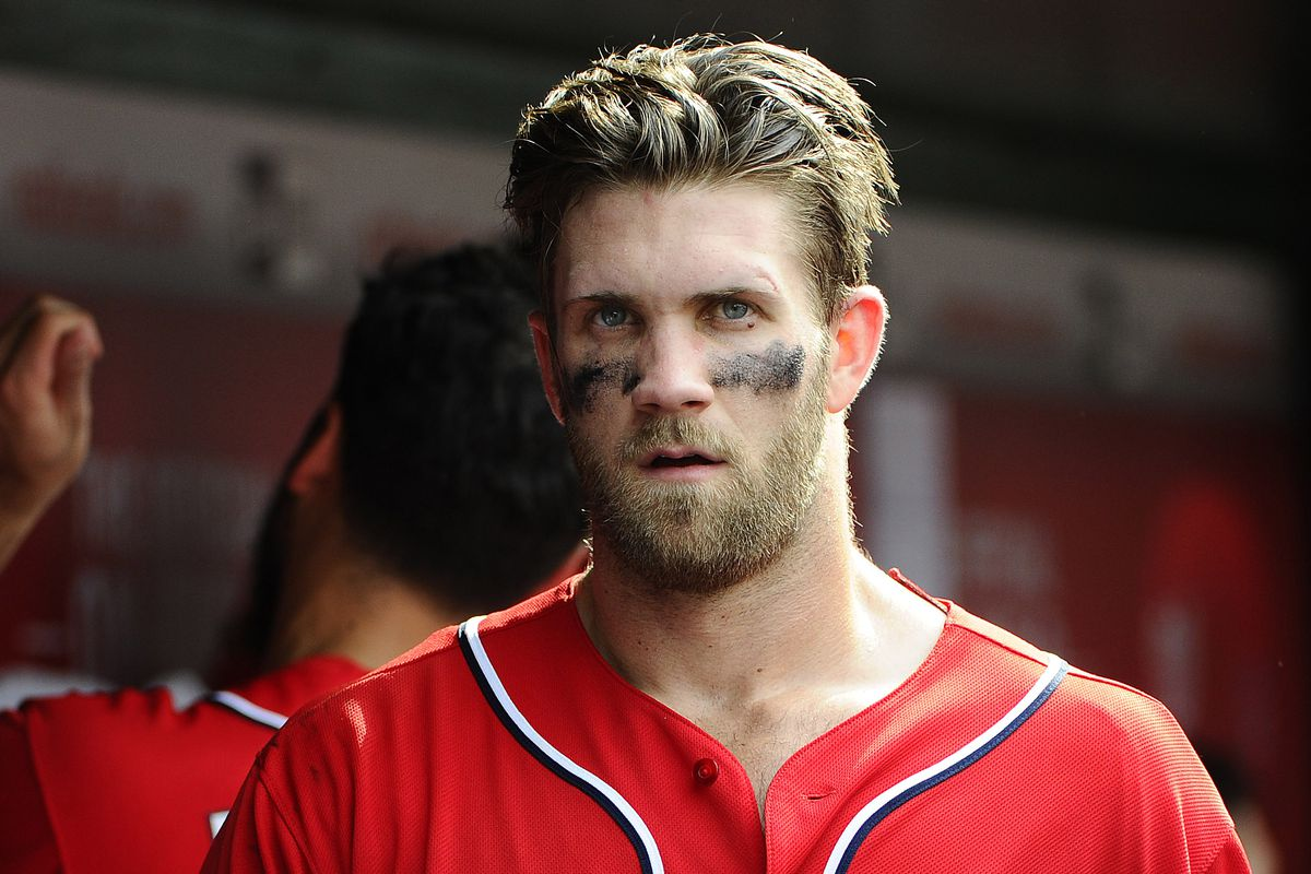Hating Bryce Harper For All The Right Reasons Talking Chop