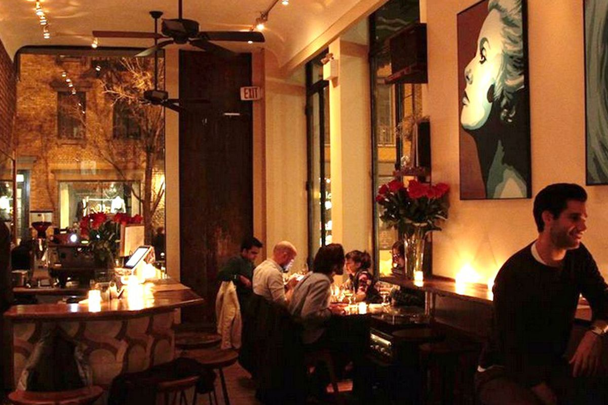 West Village Restaurants Plagued By Fines For Outdoor