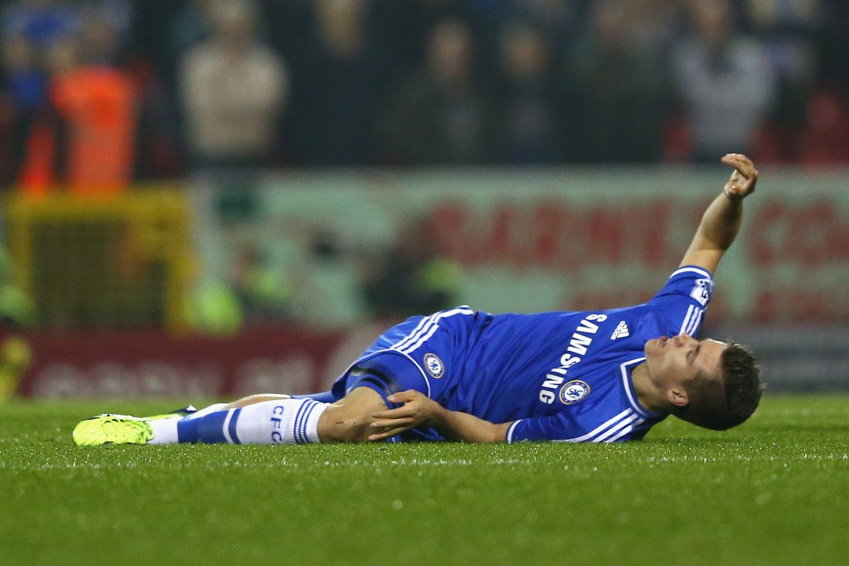 Swindon Town v Chelsea - Capital One Cup Third Round