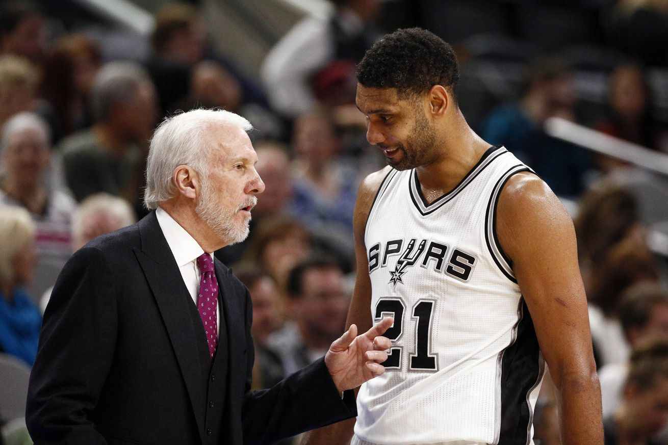 The 2020 Hall of Fame class could feature both Tim Duncan and Gregg Popovich