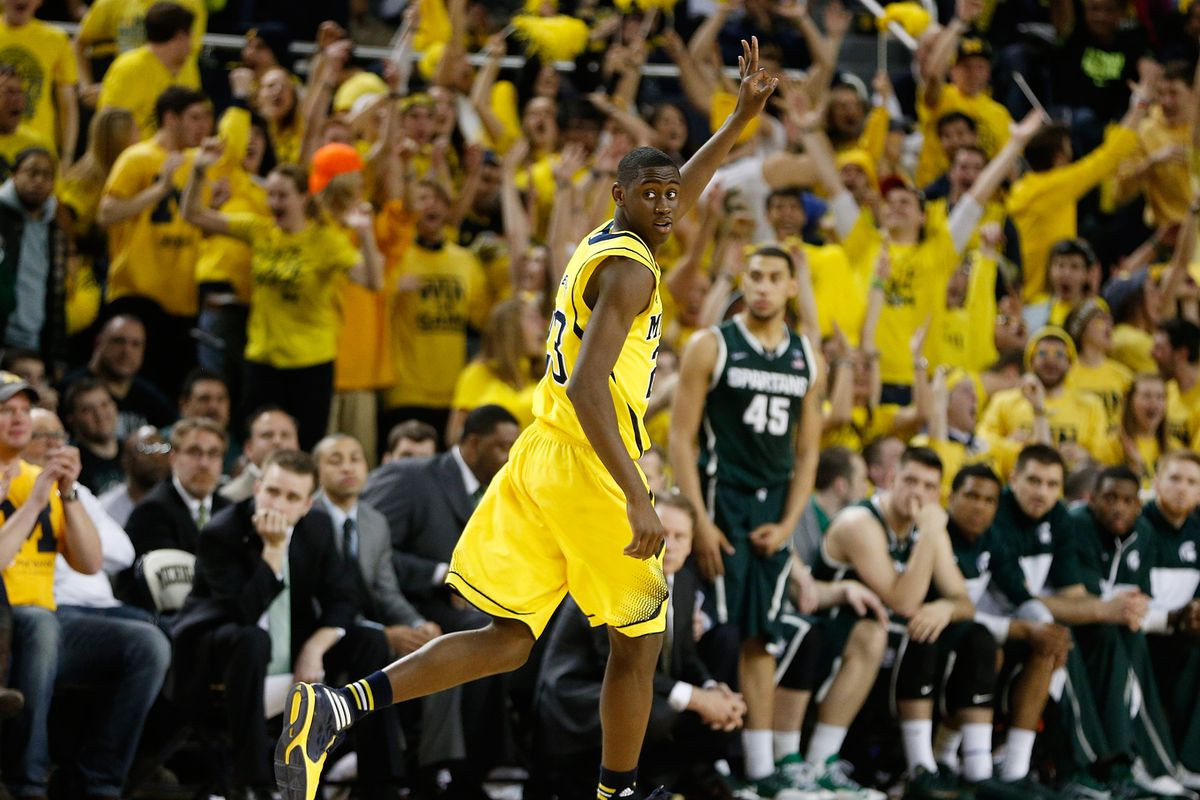 LeVert helps lead Michigan to the top of this week's Power Rankings