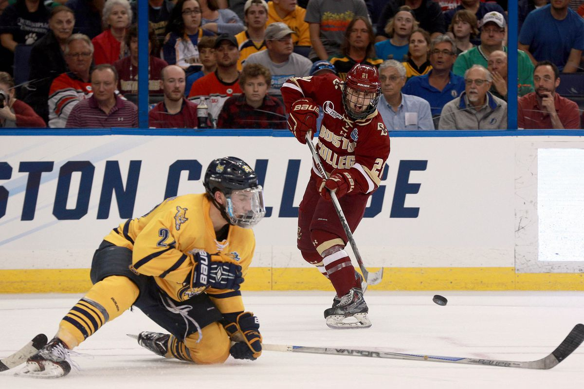 A Great Tv Weekend Is Coming Up For Boston College Hockey Fans Bc