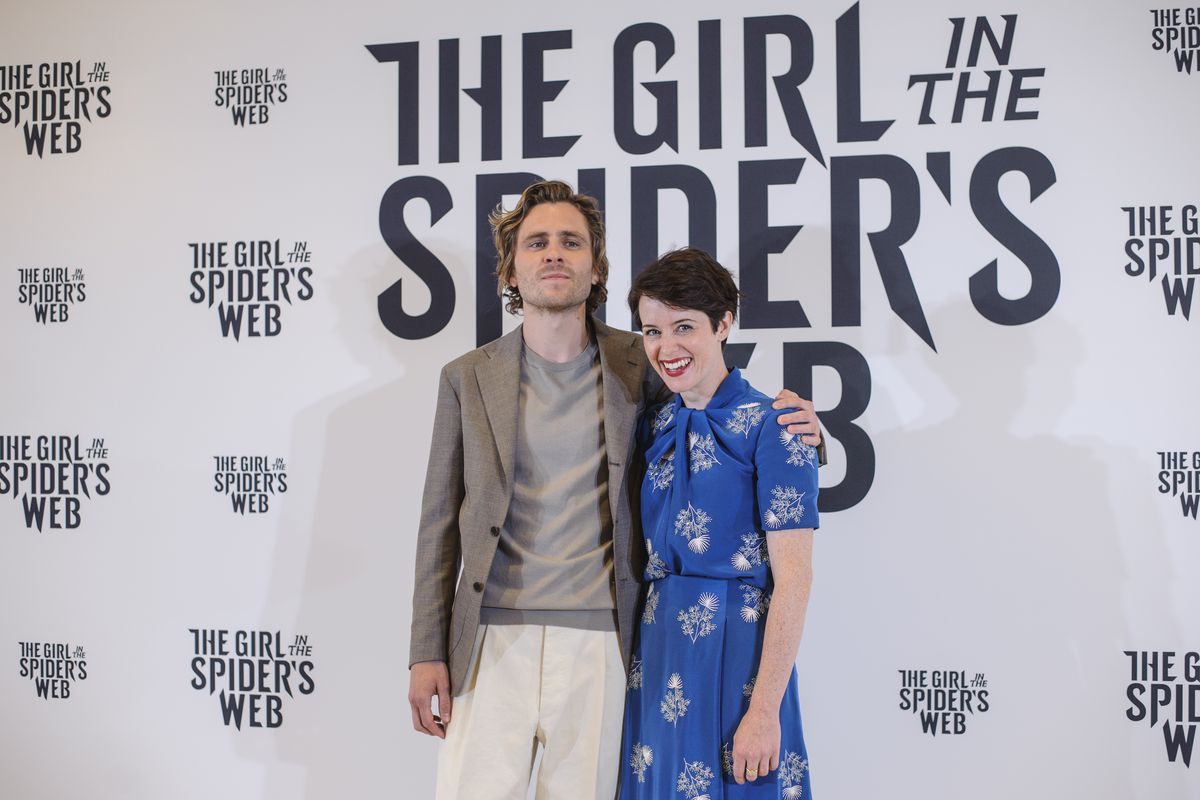 'The Girl In The Spider's Web' - Barcelona Photo Call