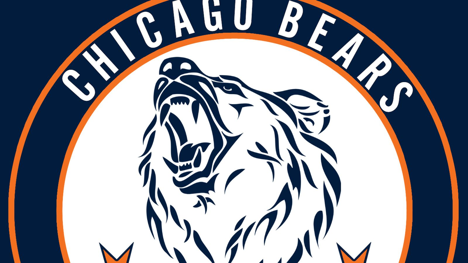 chicago bears - HD 1600×900