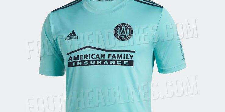competitive price 3753e baa42 Atlanta United's 2019 Parley kit leaks - Dirty South Soccer