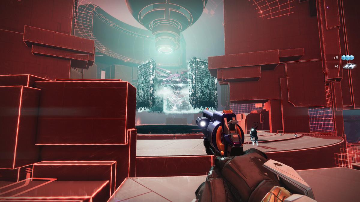 Destiny 2 Quria mission