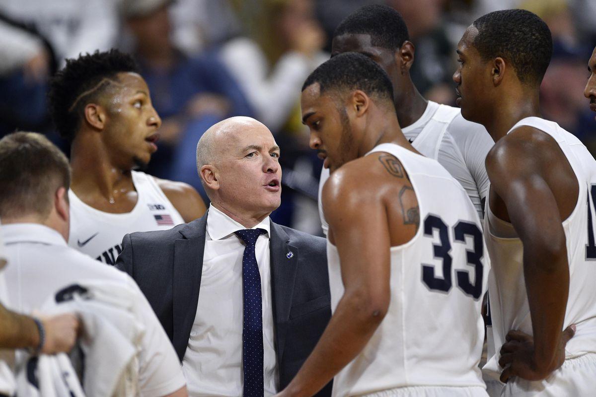 NCAA Basketball: Michigan State at Penn State