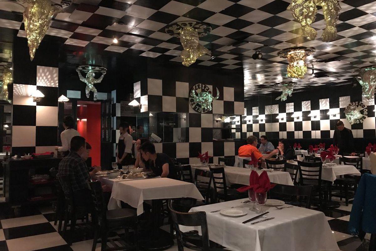 Carmine Restaurant Miami Menu