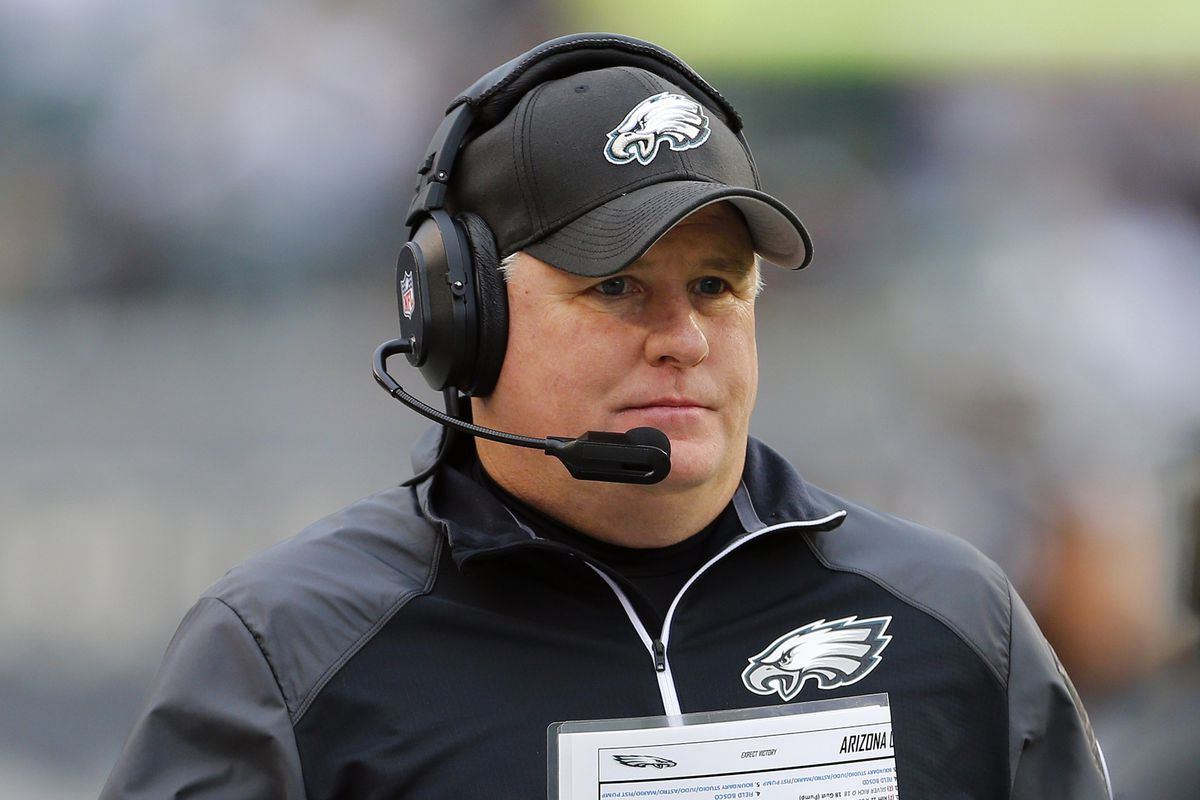 Chip Kelly on Billy Davis and why a resume doesn\'t tell a coach\'s ...