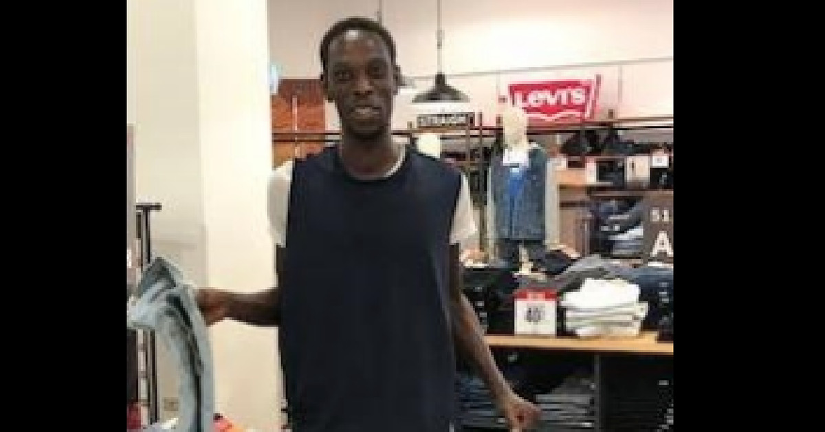Man, 35, missing from Woodlawn