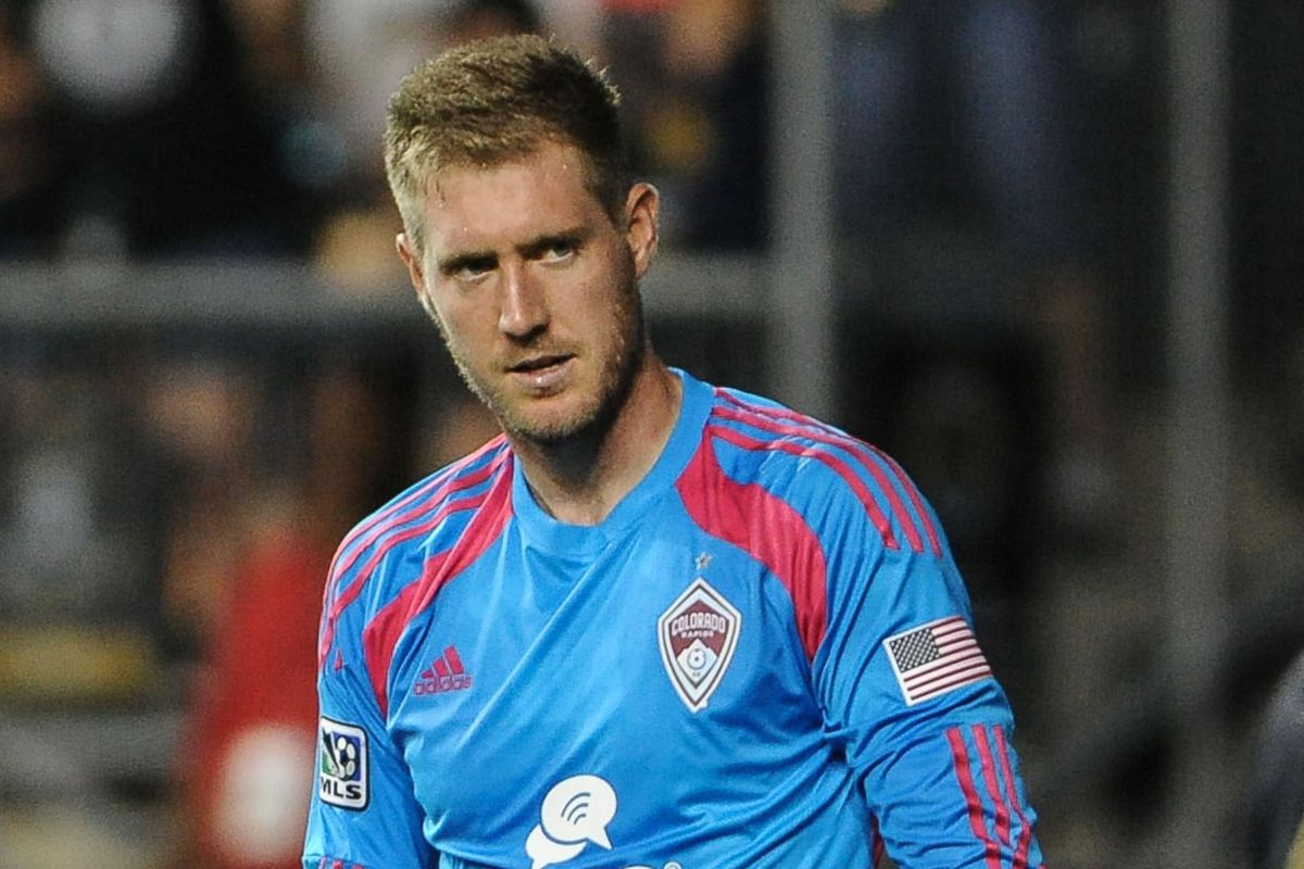 Even Clint Irwin is ready to give MLS a place at the world's table.