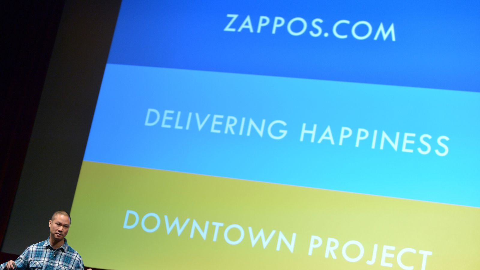 zappos project The project is not zappos's push to revitalise downtown las vegas we may only be able to call tony hsieh's downtown project a success if it falls apart and.