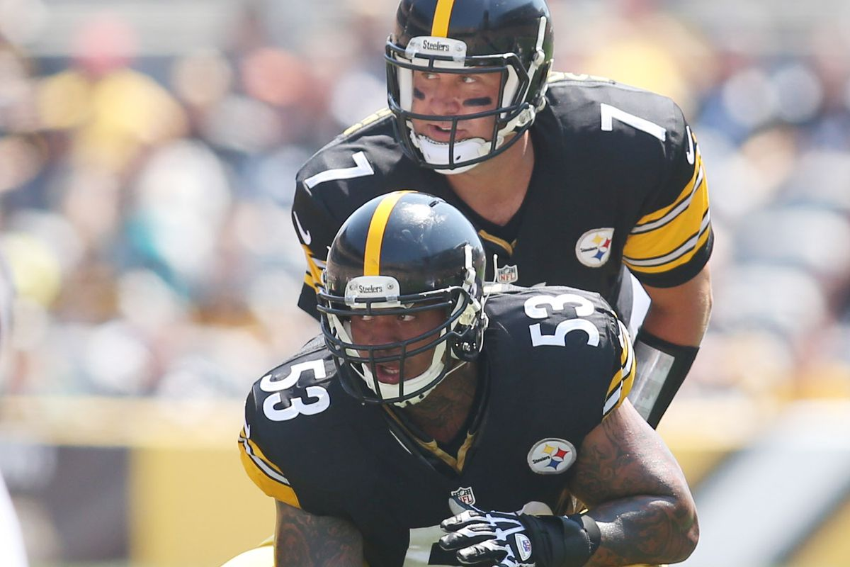 Missing Maurkice Pouncey A breakdown of the Steelers center