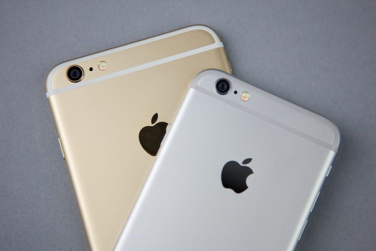 Apple Grows Phone Market Share in U.S., Europe, China