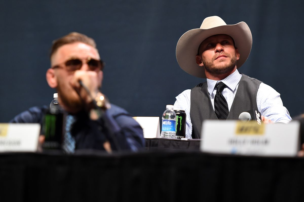 UFC Go Big Launch Event