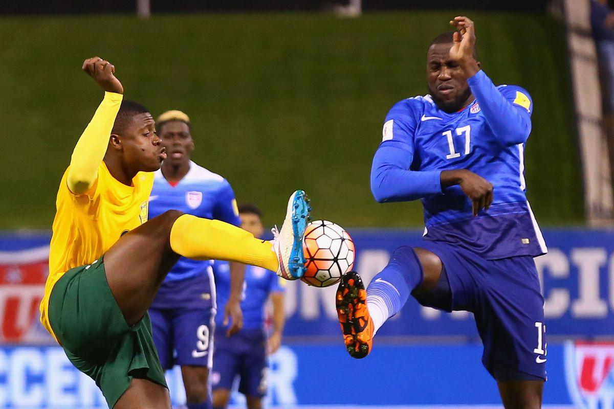 St. Vincent and the Grenadines v USA