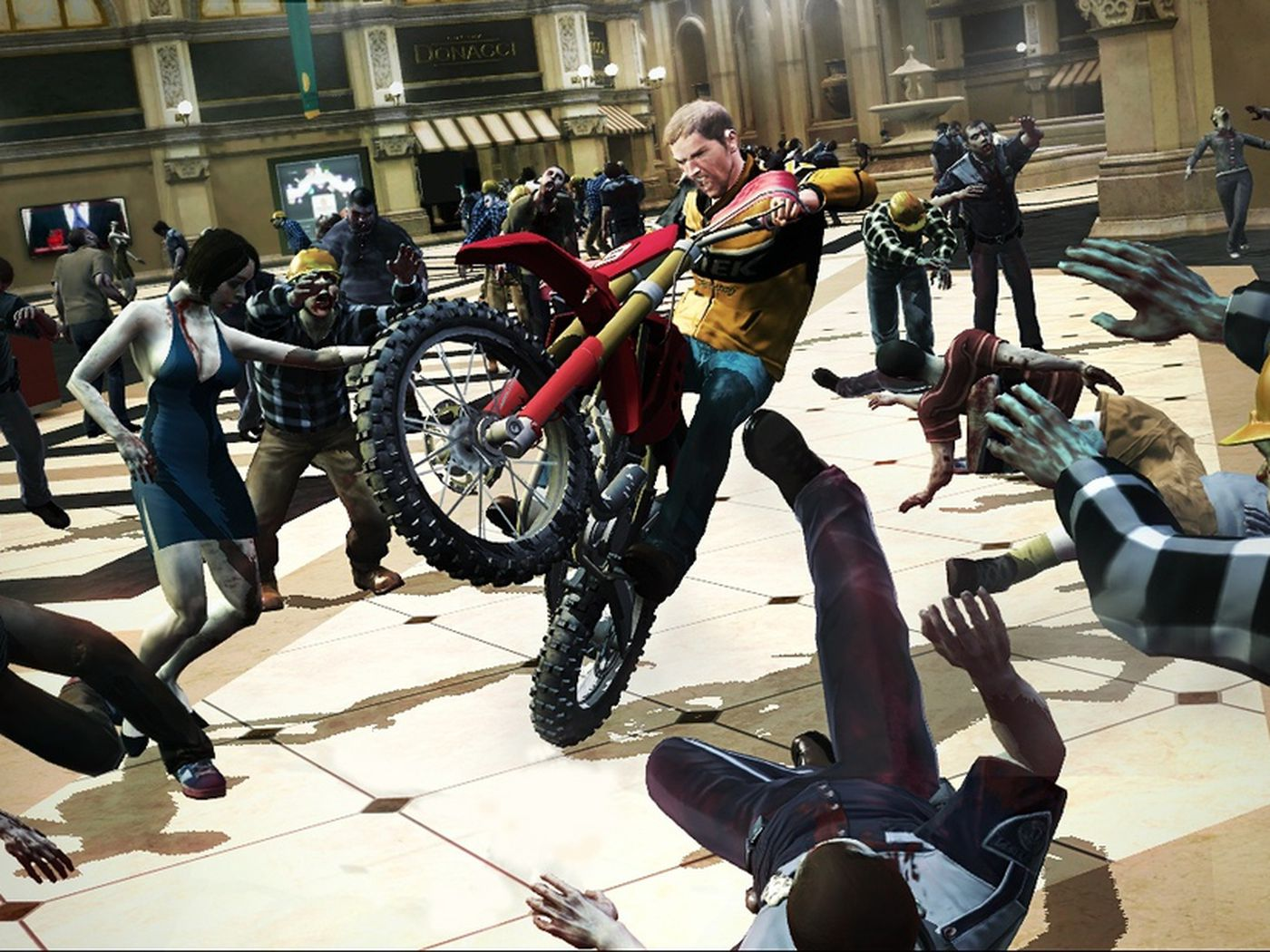 Crackdown Dead Rising 2 And Dead Rising 2 Case Zero Free For