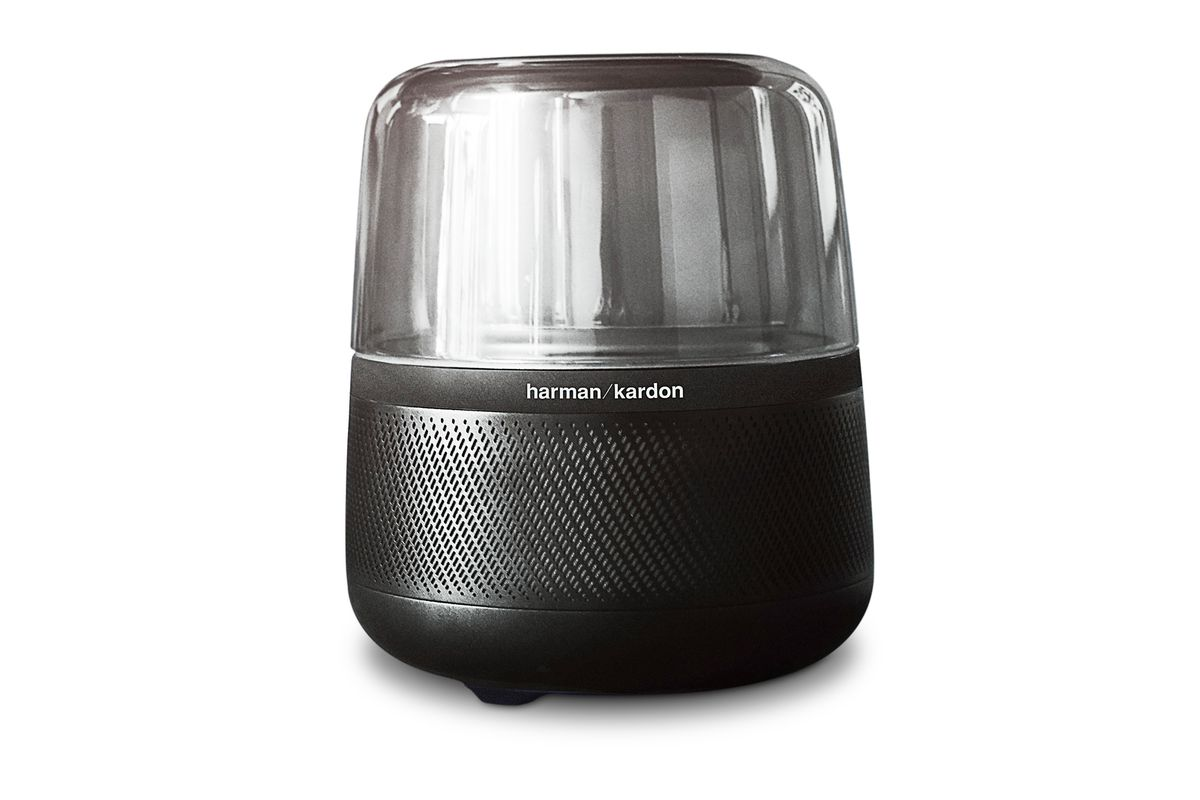 Harman Kardon debuts designer Amazon Alexa Allure speaker at IFA 2017