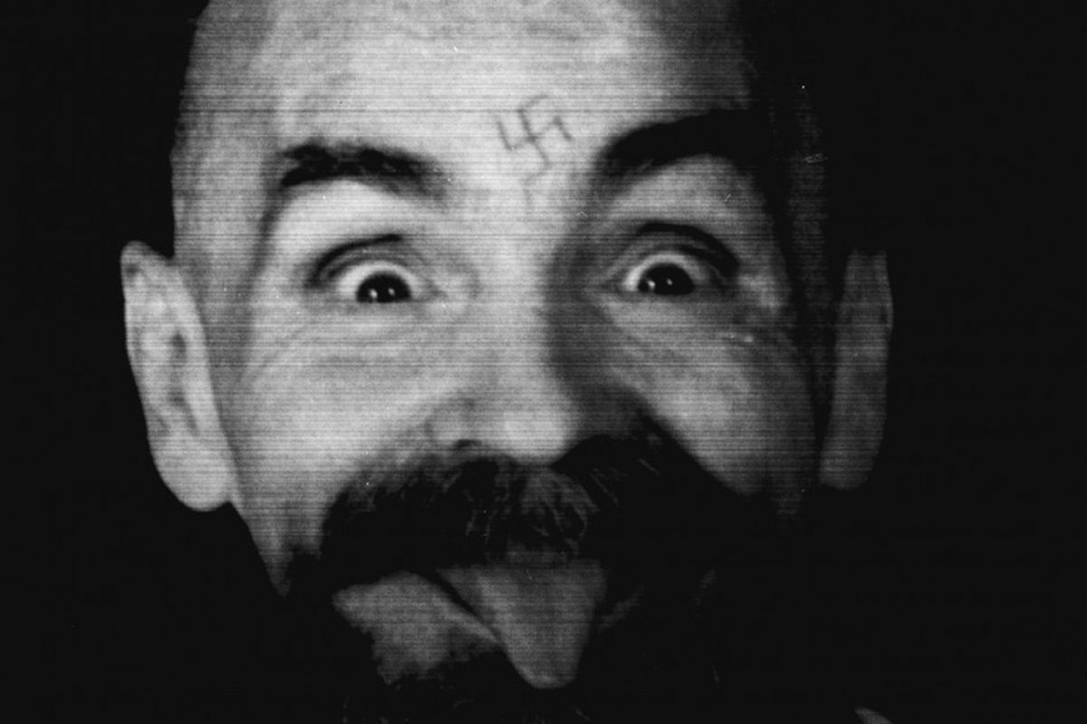 Hrm, not actually sure if this one is Manson or Garbutt in this photo.