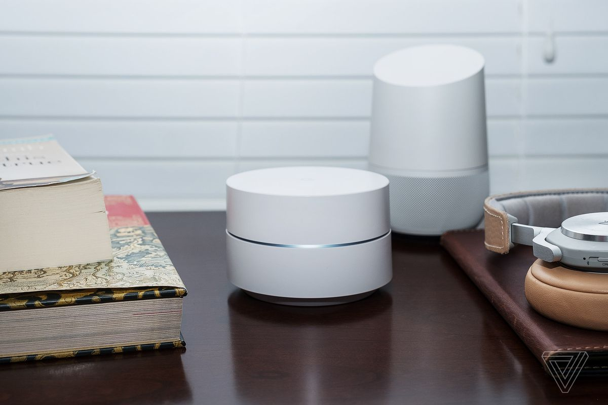 Google Wifi review: Wi-Fi that works - The Verge