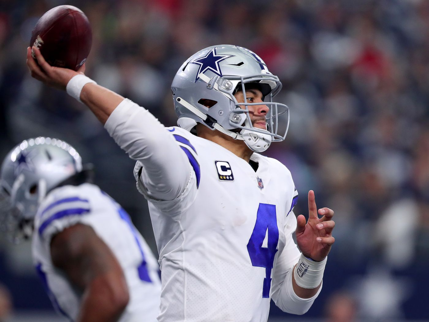 crunching stats for the nfc east champion dallas cowboys blogging the boys