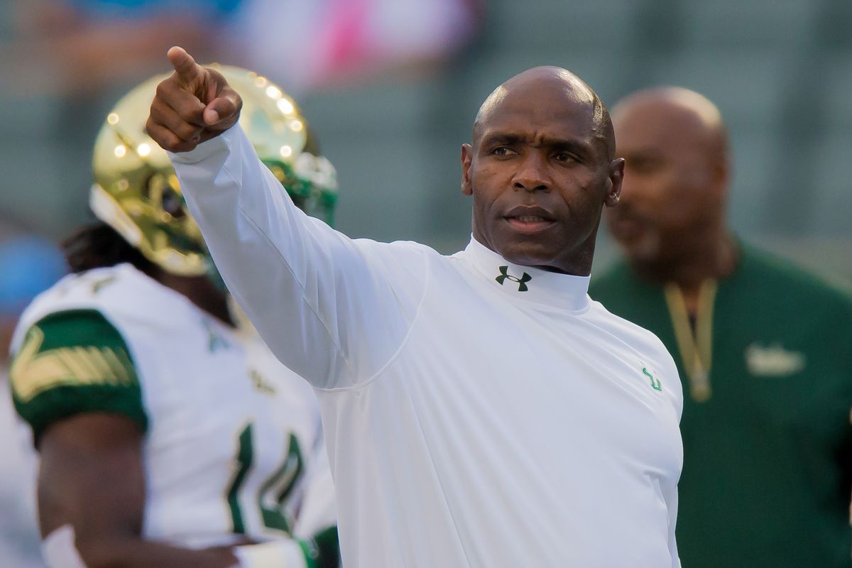 NCAA Football: South Florida at Tulane