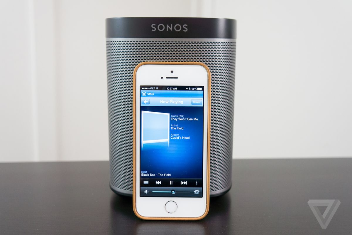 Sonos Play:1 images
