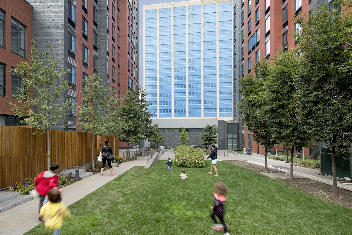 New York City's new affordable housing design guidelines