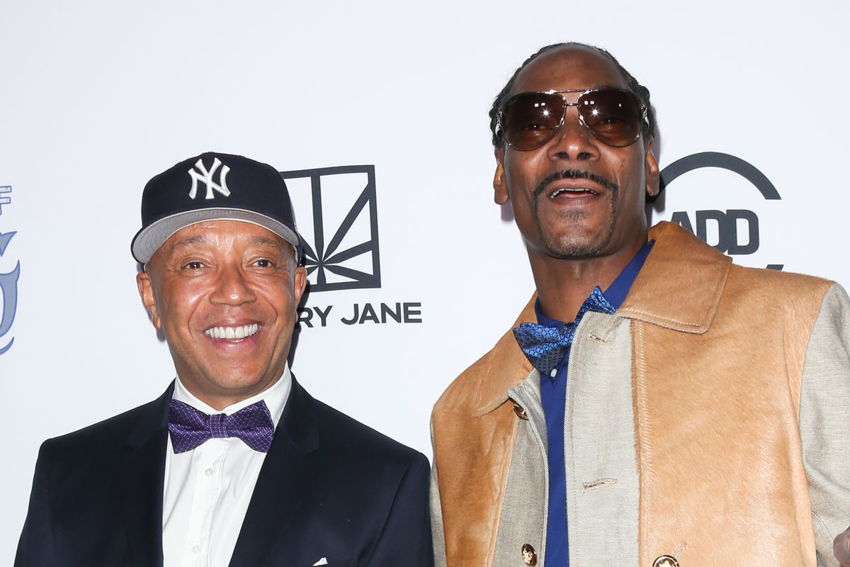 Russell Simmons, Snoop Dogg