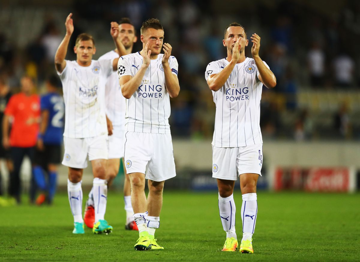 Club Brugge KV v Leicester City FC - UEFA Champions League