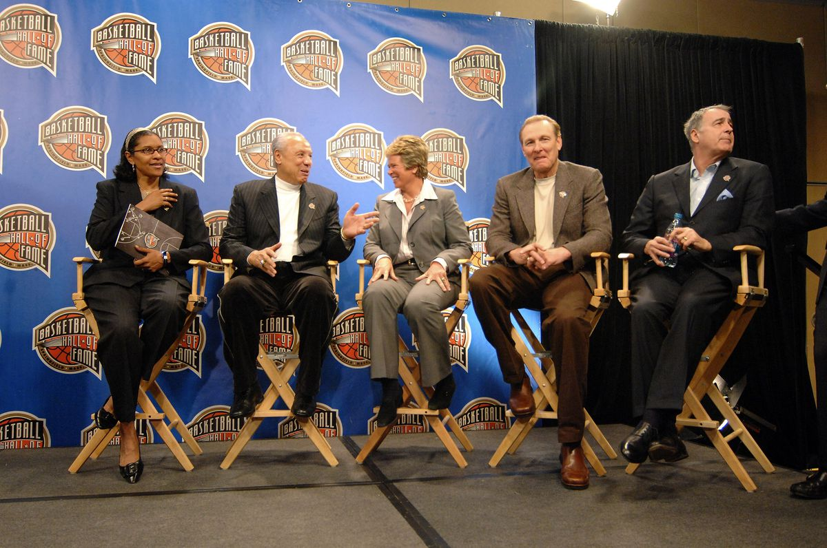 NBA All-Star Hall of Fame Press Conference