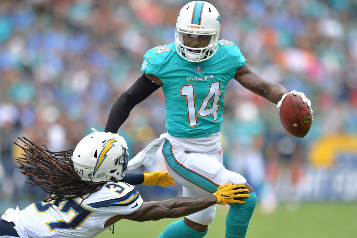 NFL: Miami Dolphins at Los Angeles Chargers