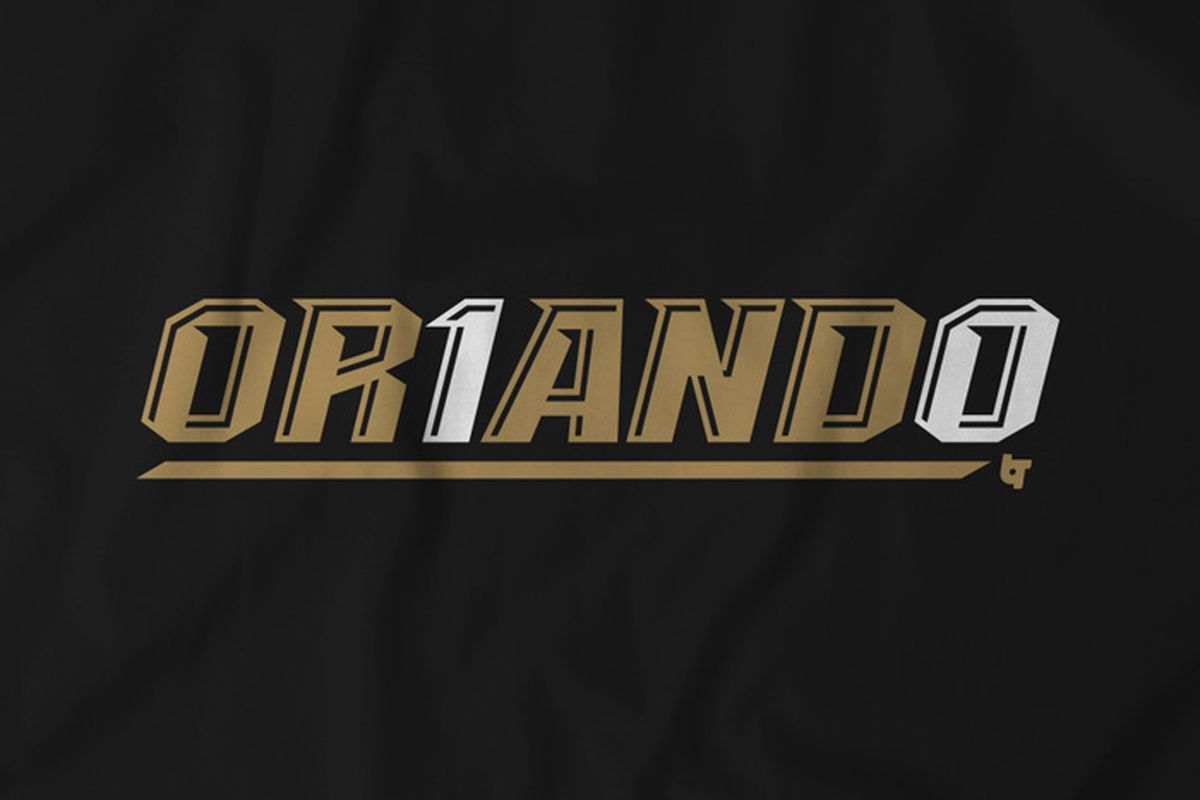 official photos a51e8 e5936 The new Or1and0 UCF T-shirt has just dropped! - Black & Gold ...