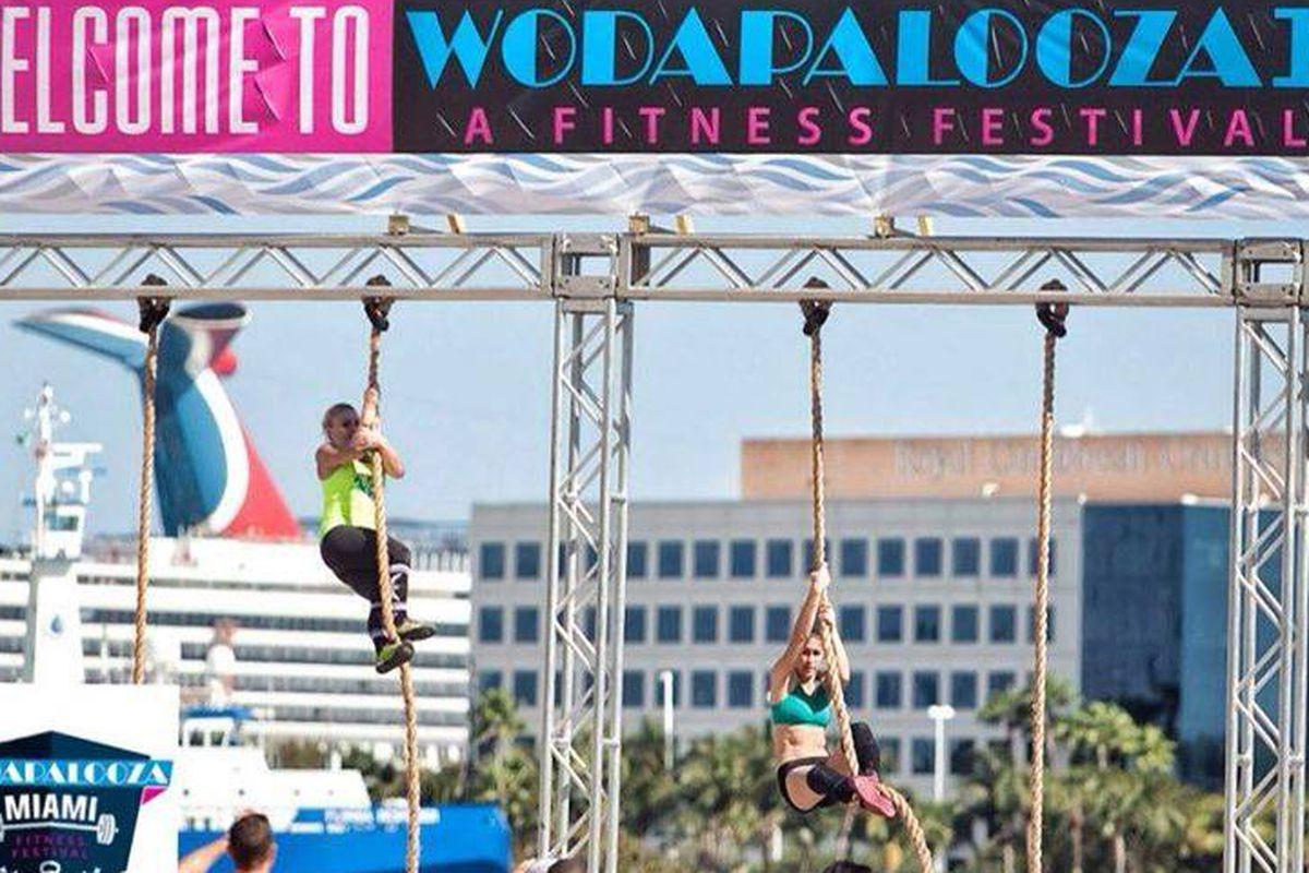 "Photo: CrossFit/<a href=""https://www.facebook.com/wodapalooza.fitnessfestival/timeline"">Facebook</a>"