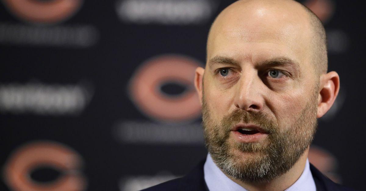 Brad Childress Says Matt Nagy Was Uncomfortable With Colts