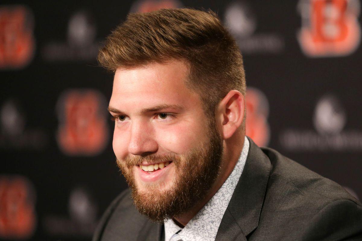 NFL: Cincinnati Bengals-Jonah Williams Press Conference