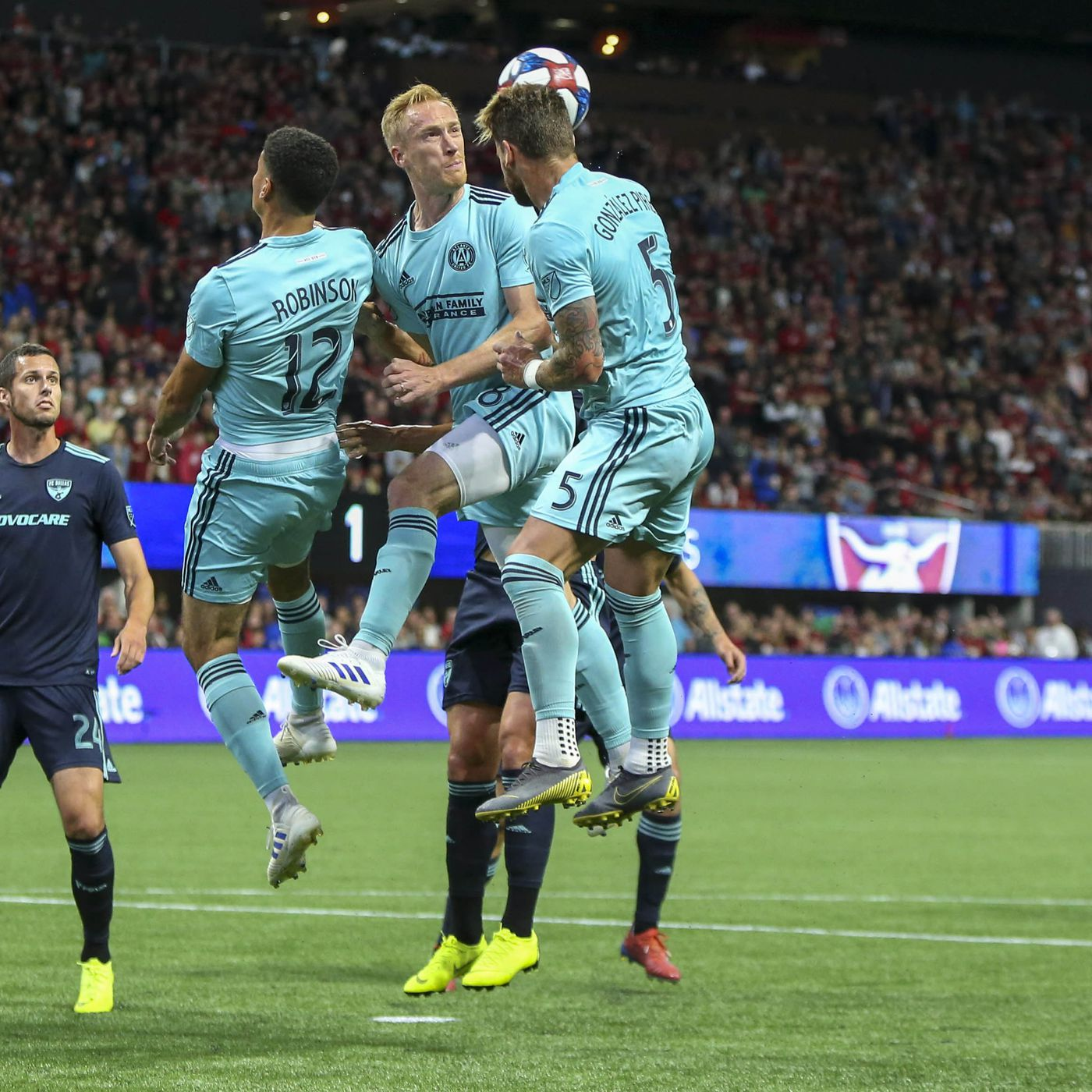newest 29c8c c8303 Four thoughts on Atlanta United losing to FC Dallas at home - Dirty South  Soccer