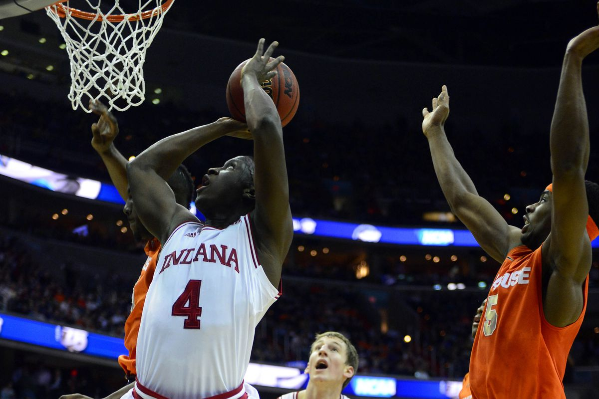 Victor Oladipo is the top shooting guard in the 2013 NBA draft