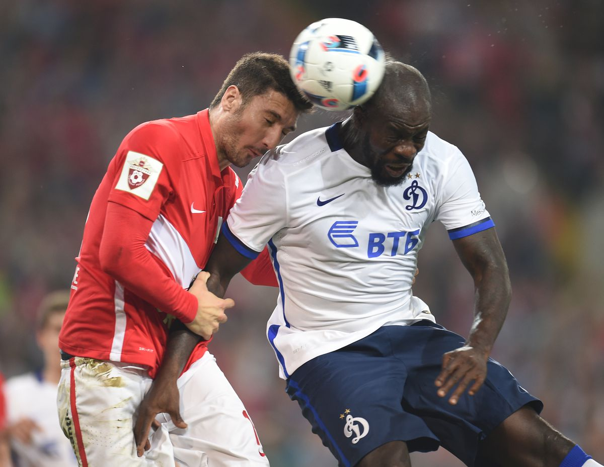 FC Spartak Moscow v FC Dinamo Moscow - Russian Premier League