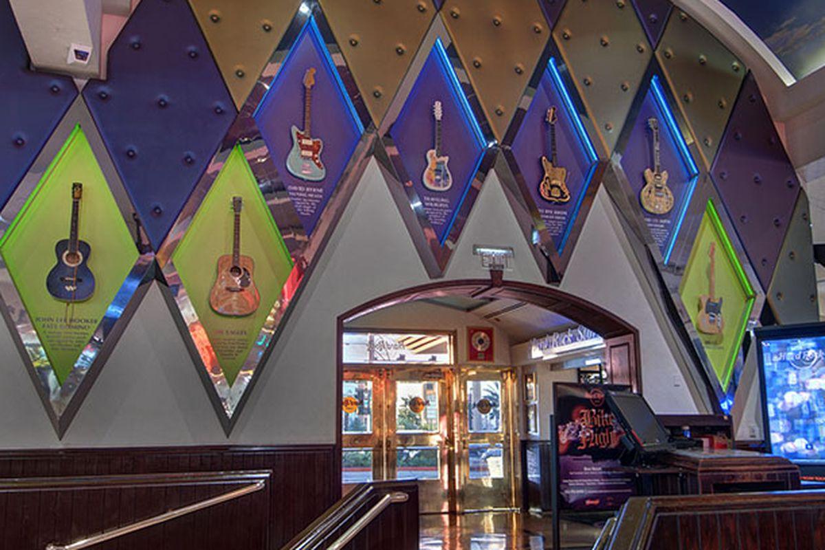 Hard Rock Cafe at the Hard Rock Hotel
