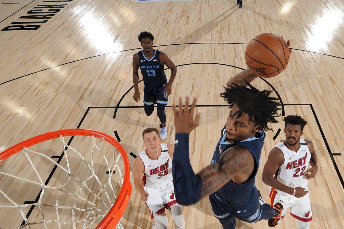 Memphis Grizzlies v Miami Heat