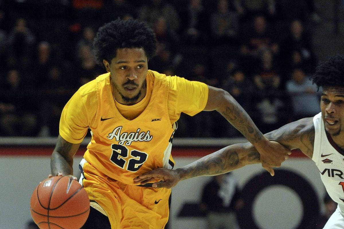 NCAA Basketball: No.Carolina A&T at Virginia Tech