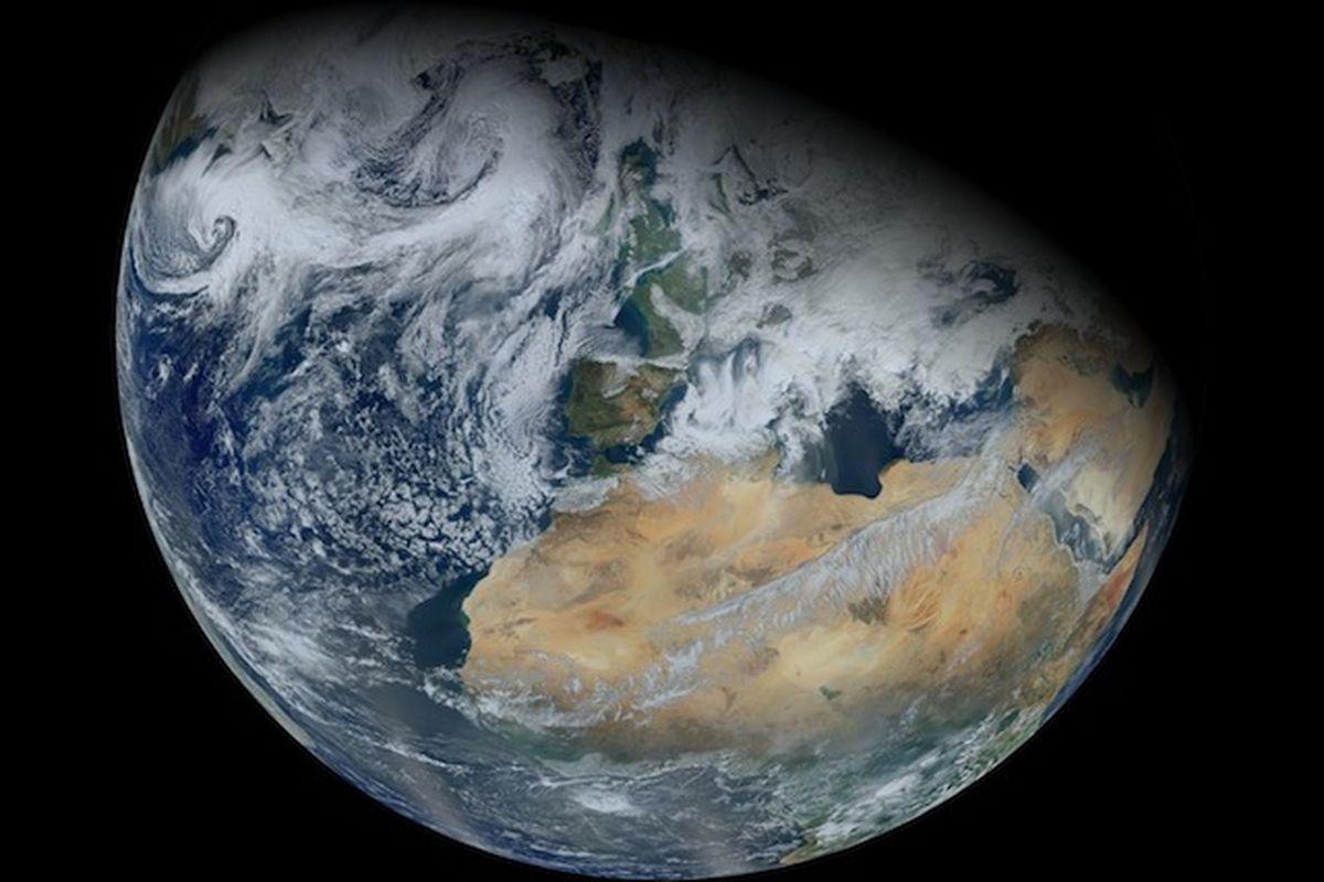 planet earth (NASA)