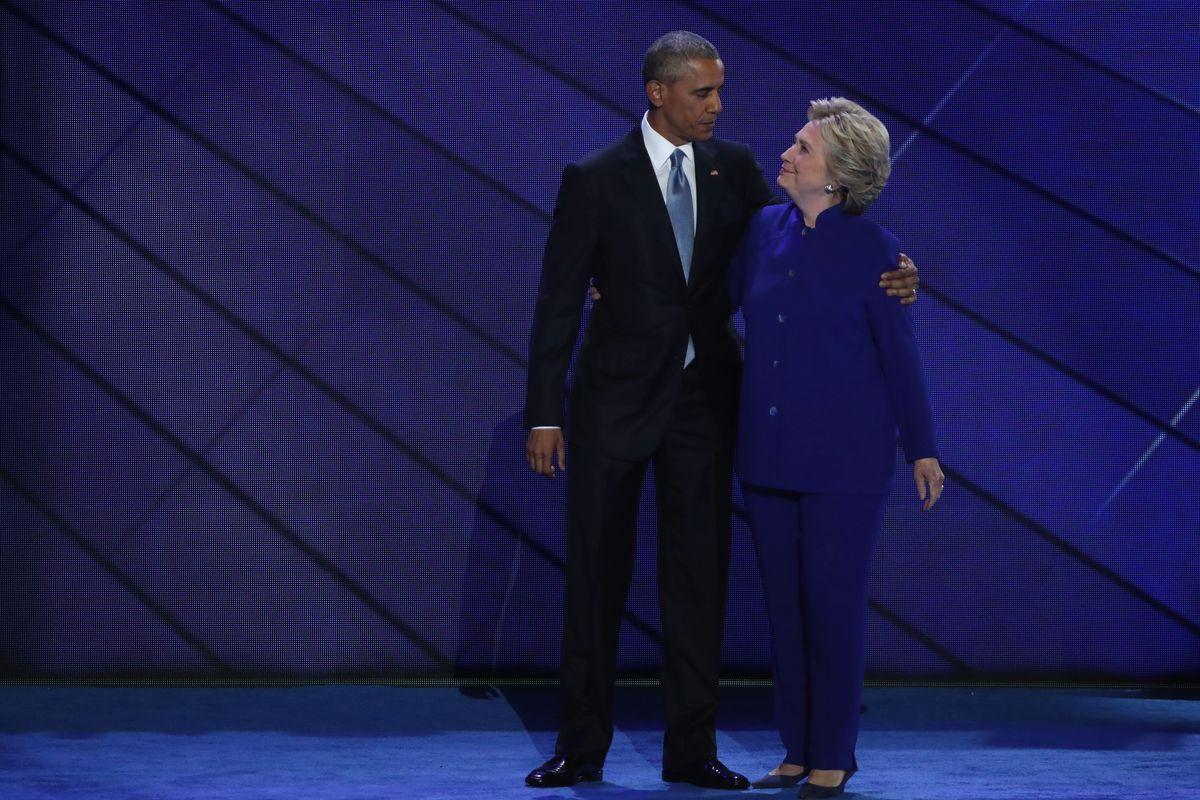 The Democrats Not So Secret Closing Argument Hillary Clinton Is