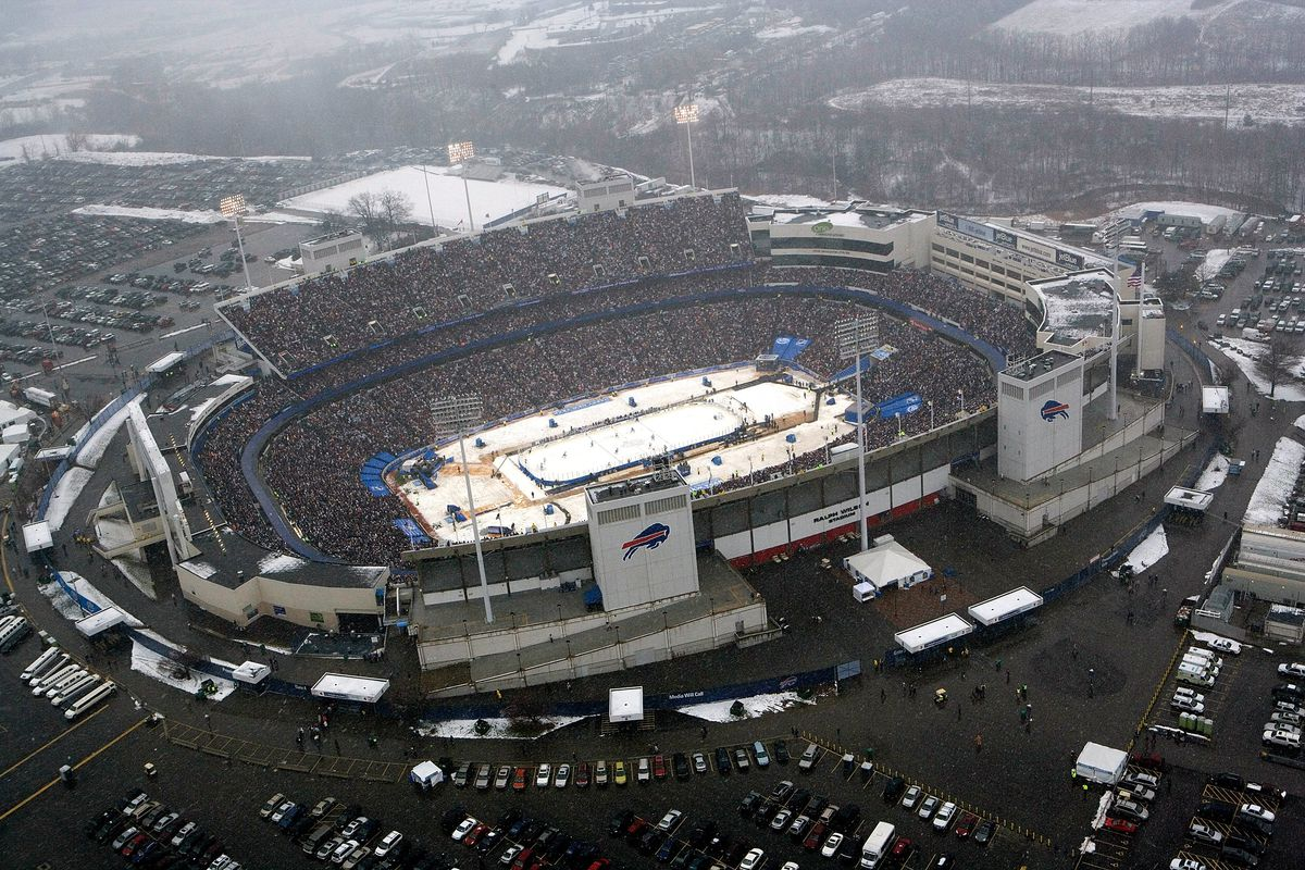 Sabres to play Rangers in 2018 Winter Classic - Die By The Blade 23803430e
