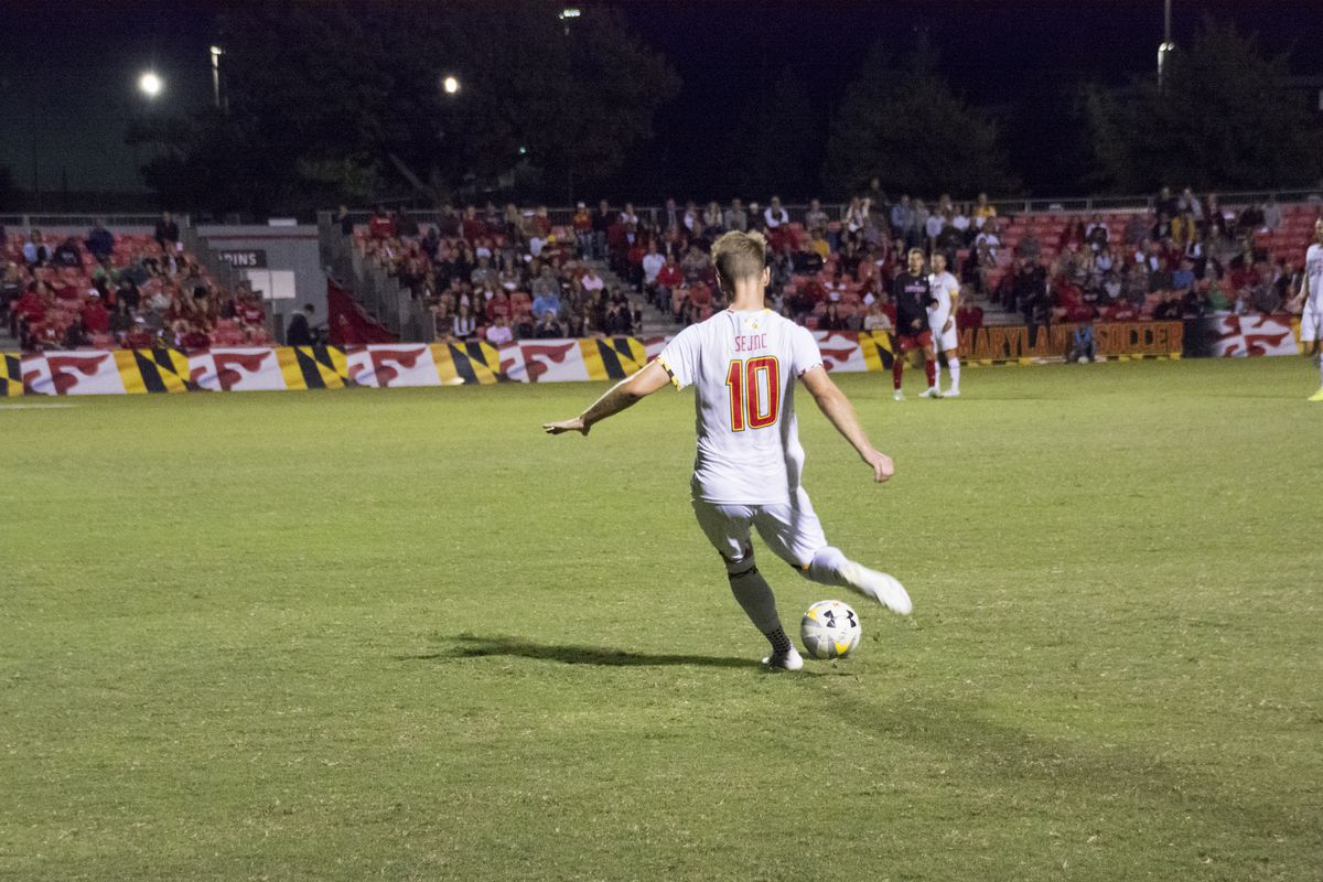 Maryland men's soccer looks to increase offensive efficiency