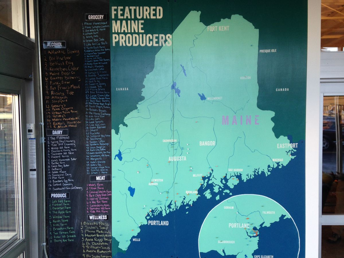portland food co-op featured maine producers